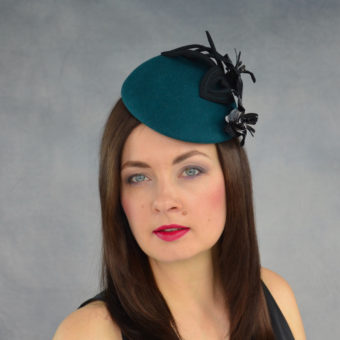 a28349b5dc722 Pillbox hats – Page 2 – RUBINA Millinery